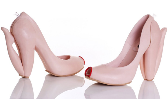 Harmonic shoes
