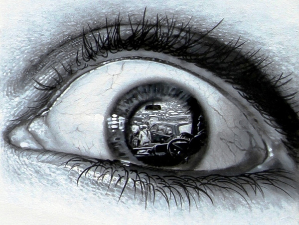 Eyes wide open « ...